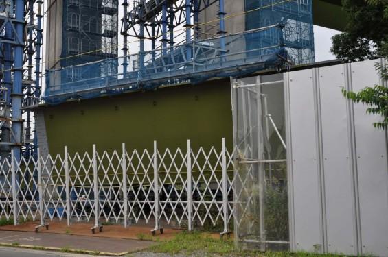 20140911 圏央道進捗状況 桶川市五丁台 上越新幹線 交差DSC_0070
