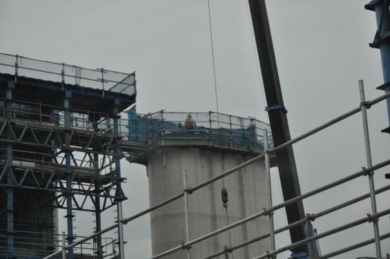 20140911 圏央道進捗状況 桶川市五丁台 上越新幹線 交差DSC_0072