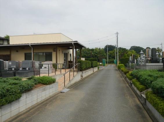 埼玉県上尾市 西上尾メモリアルガーデン 荒川沿い 霊園 富士山見えるDSCN5434