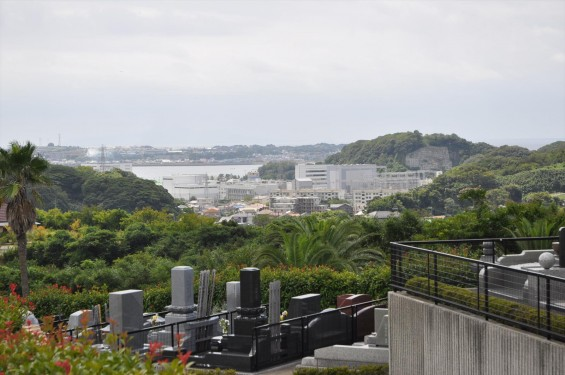 20140905 神奈川県横須賀市 南葉山霊園DSC_0050