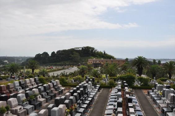 20140905 神奈川県横須賀市 南葉山霊園DSC_0060