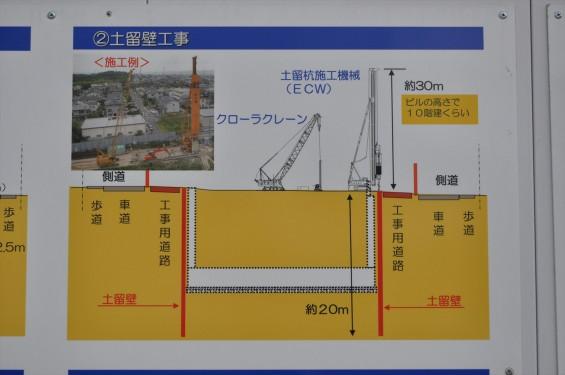 20140911 圏央道進捗状況 北本市二ツ家踏切付近DSC_0034