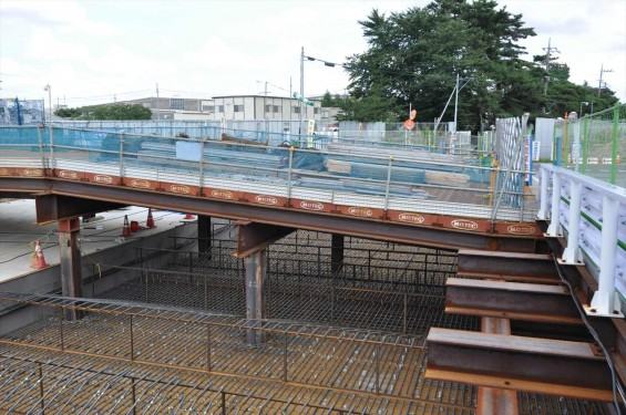 20140911 圏央道進捗状況 北本市二ツ家踏切付近DSC_0046