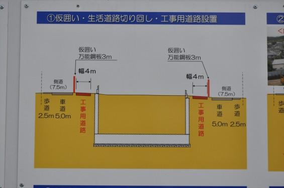 20140911 圏央道進捗状況 北本市二ツ家踏切付近DSC_0033
