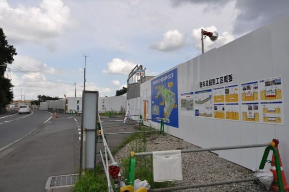 20140911 圏央道進捗状況 北本市二ツ家踏切付近DSC_0042