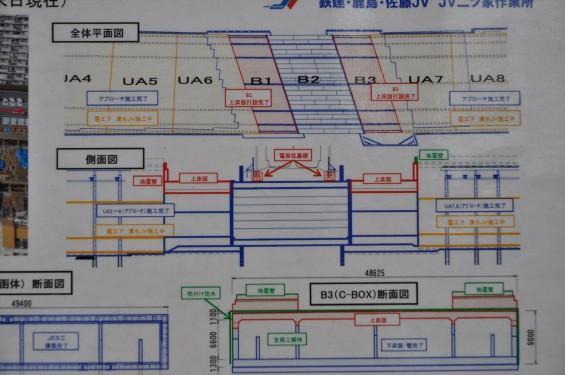 20140911 圏央道進捗状況 北本市二ツ家踏切付近DSC_0063