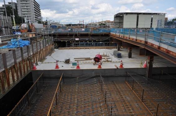 20140911 圏央道進捗状況 北本市二ツ家踏切付近DSC_0045