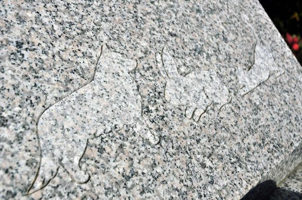 20141025 上尾市瓦葺 楞厳寺(りょうごんじ)さまの ペット墓DSC_0072