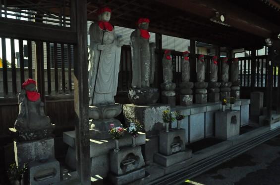 埼玉県上尾市瓦葺 楞厳寺(りょうごんじ)様のご紹介DSC_0039 地蔵