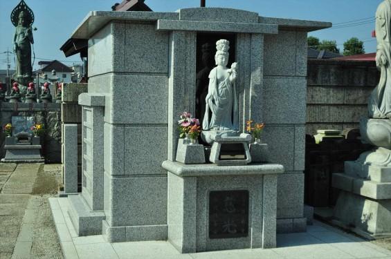 埼玉県上尾市瓦葺 楞厳寺(りょうごんじ)様のご紹介DSC_0067 永代供養墓