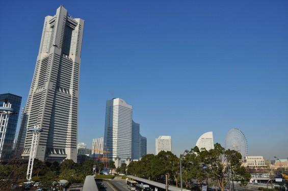 横浜支社は横浜ランドマークタワーにありますDSC_0083