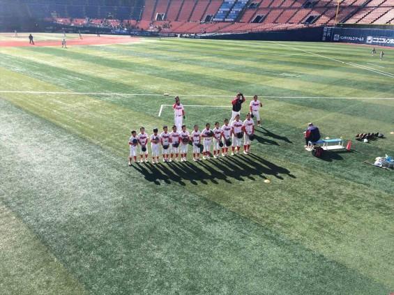 少年野球の全国大会を見に横浜スタジアムに行ってきましたIMG_2312