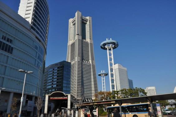 横浜支社は横浜ランドマークタワーにありますDSC_0075