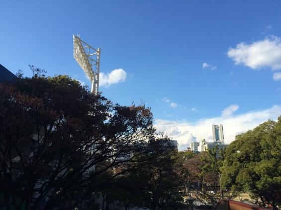 少年野球の全国大会を見に横浜スタジアムに行ってきましたIMG_2317