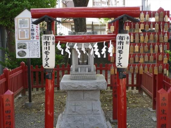 埼玉県鴻巣市 鴻神社(こうじんじゃ) なんじゃもんじゃ稲荷 IMGP0379