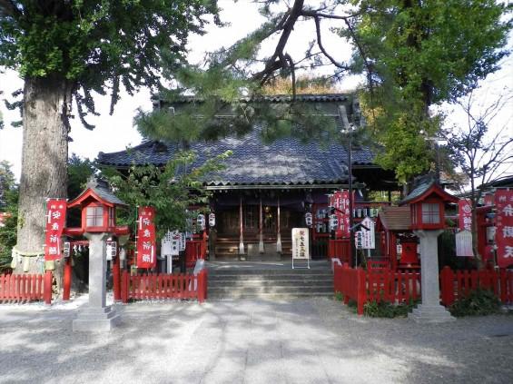 埼玉県鴻巣市 鴻神社(こうじんじゃ) IMGP0382