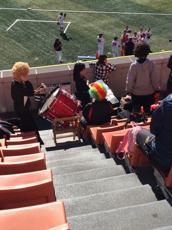 少年野球の全国大会を見に横浜スタジアムに行ってきましたIMG_2315