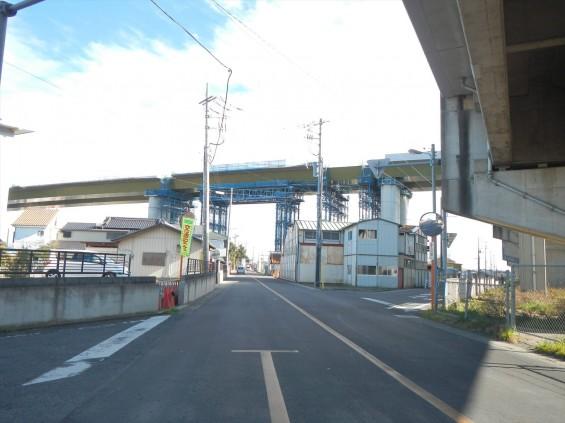20150102 圏央道五丁台と新幹線DSCN6543