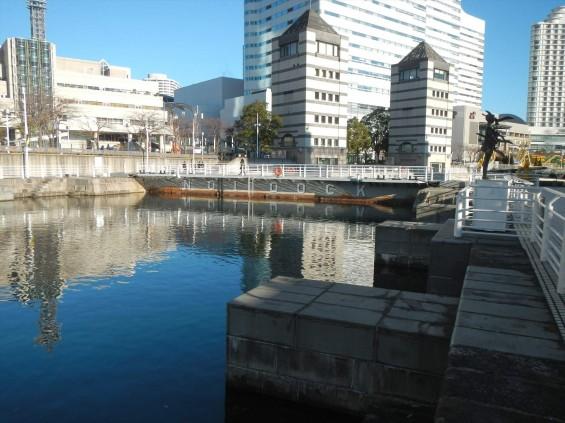 大塚横浜支社(ランドマークタワー)の隣にある日本丸DSCN6498