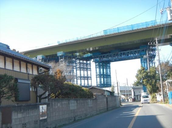 20150102 圏央道五丁台と新幹線DSCN6547
