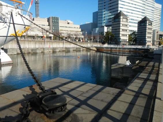 大塚横浜支社(ランドマークタワー)の隣にある日本丸DSCN6493