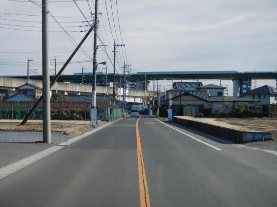 20150102 圏央道五丁台と新幹線DSCN6538