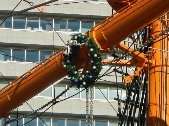 大塚横浜支社(ランドマークタワー)の隣にある日本丸DSCN6487