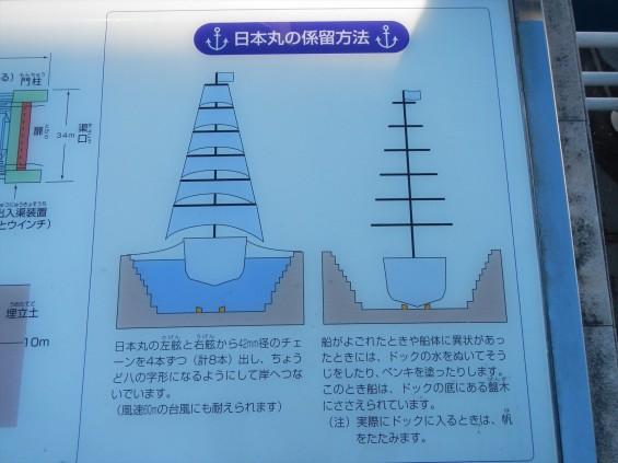 大塚横浜支社(ランドマークタワー)の隣にある日本丸DSCN6497
