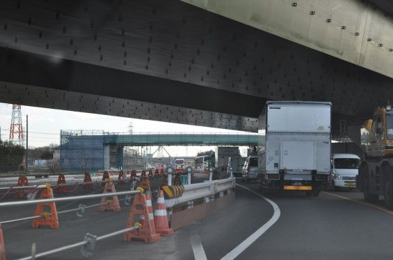 2015年3月 圏央道桶川加納インター 工事進捗状況DSC_0075