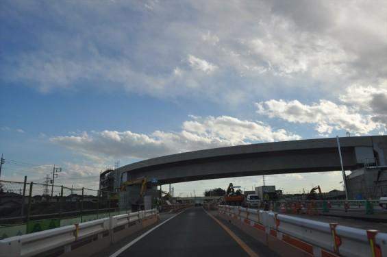 2015年3月 圏央道桶川加納インター 工事進捗状況DSC_0081