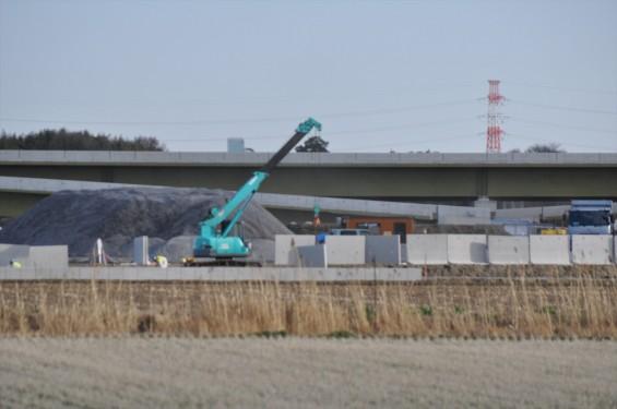 2015年3月 圏央道進捗状況 菖蒲PA パーキングエリアDSC_0051