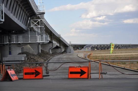2015年3月 圏央道進捗状況 菖蒲PA パーキングエリアDSC_0074