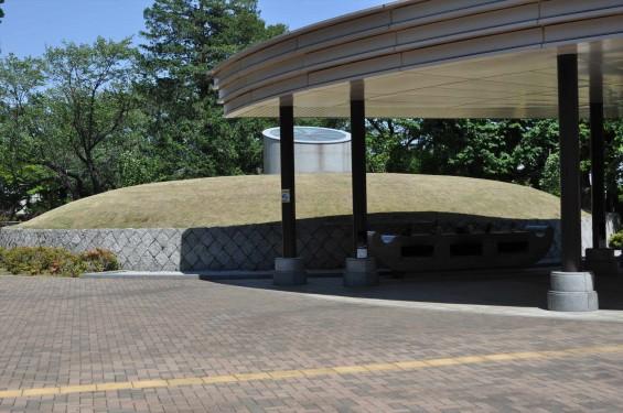 2015年5月 小平霊園の合葬式墓地DSC_0534