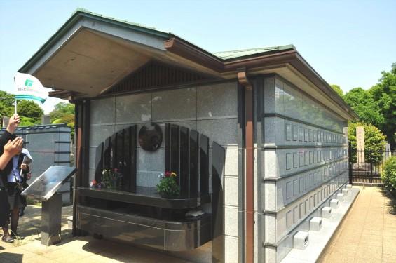 2015年5月27日 都心霊園バスツアー 谷中霊園 全国石製品協同組合 全石協DSC_0710-立体埋蔵施設