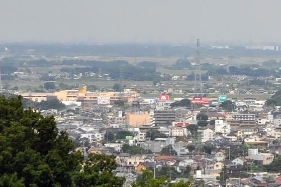 ・埼玉県東松山市 物見山から見える景色   霊園とお墓のはなし