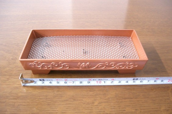 総合受付にて取り扱っている墓石関連商品6陶器線香皿