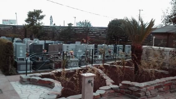 鴻巣霊園の樹木葬