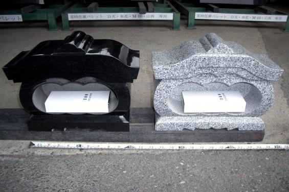 総合受付にて取り扱っている墓石関連商品2香炉