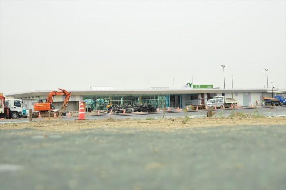 2015年10月 圏央道進捗状況 菖蒲paパーキングエリア 工事中の様子DSC_3868-