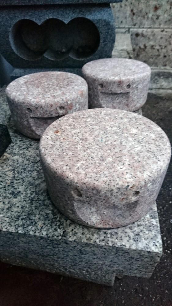 漬物石3兄弟DSC_2342