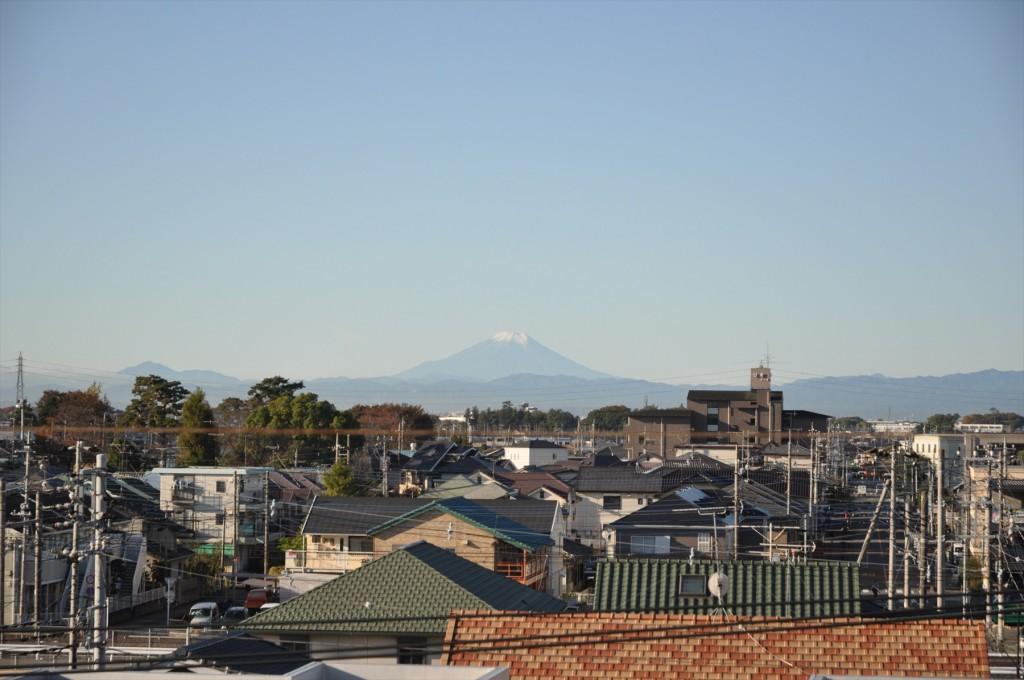 2015年11月16日の富士山DSC_4188