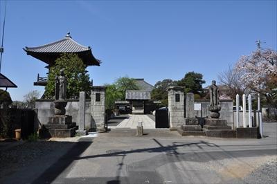 2016年4月11日 上尾市仏教会顧問会総会 馬蹄寺DSC_5929