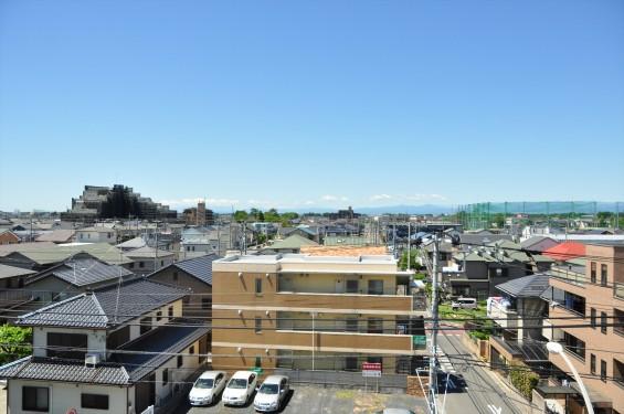 2016年5月12日木曜日、埼玉県上尾市から見える富士山が綺麗でしたDSC_7096