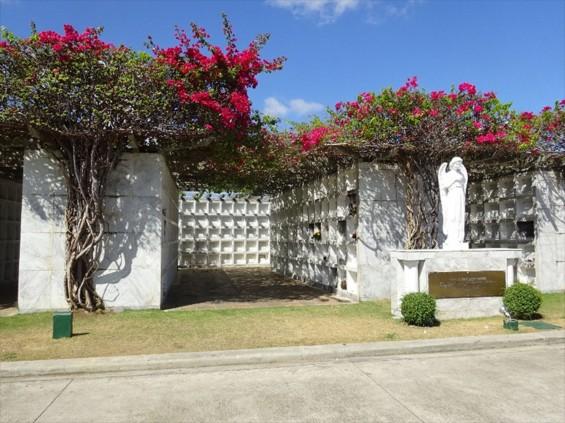 20160724 フィリピンの霊園 墓園 お墓 墓地005-