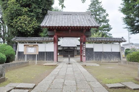 2016年7月27日 埼玉県上尾市の寺院 放光院の六地蔵005