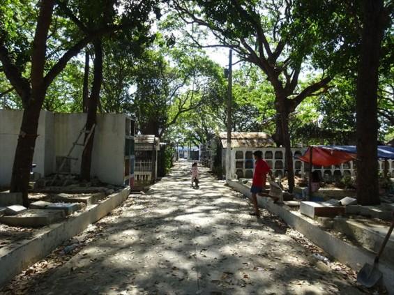 20160724 フィリピンの霊園 墓園 お墓 墓地002-