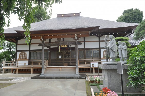 2016年7月20日 埼玉県上尾市の寺院、相頓寺のサルスベリが綺麗でしたDSC_8133