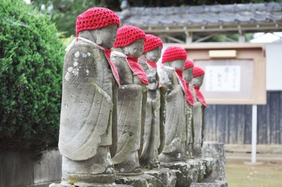 2016年7月27日 埼玉県上尾市の寺院 放光院の六地蔵004