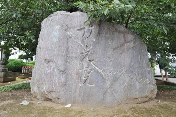 2016年7月27日 埼玉県上尾市の寺院 放光院の六地蔵007