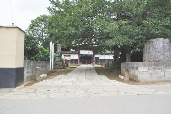 2016年7月27日 埼玉県上尾市の寺院 放光院の六地蔵009